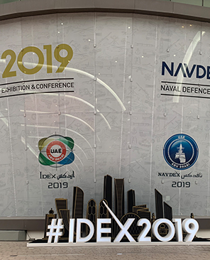 CCGK participated in IDEX 2019