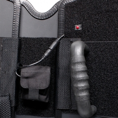 Folding Bulletproof Shield