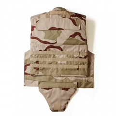 Desert Camouflage Full-protection Tactical Bulletproof Vest