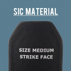 Silicon Carbide Ceramic Ballistic Plate