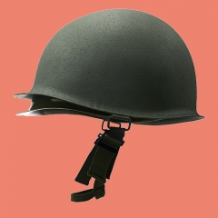 WWII M1 Double-layer Anti-riot Helmet