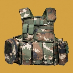 Quick Release Tactical Bulletproof Vest