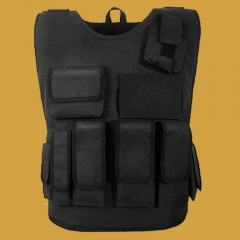 Armed Bulletproof Vest