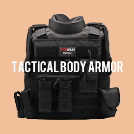 Full-protection Tactical Bulletproof Vest