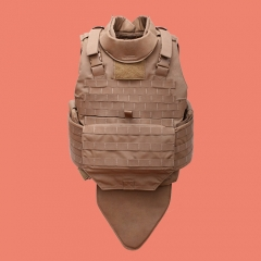 Quick Release Full-protection Tactical Bulletproof Vest