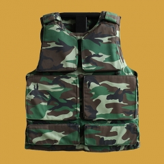 Floating Type Bulletproof Vest